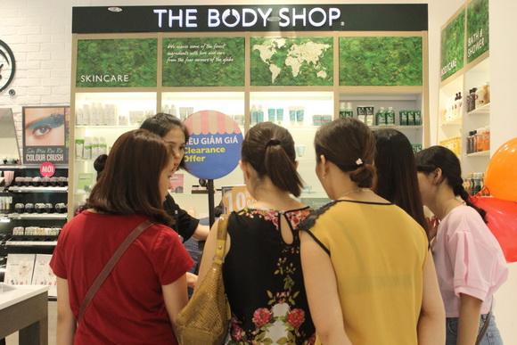 Black Friday tại Robins Royal City: '3 ngày mỹ phẩm giảm giá shock'