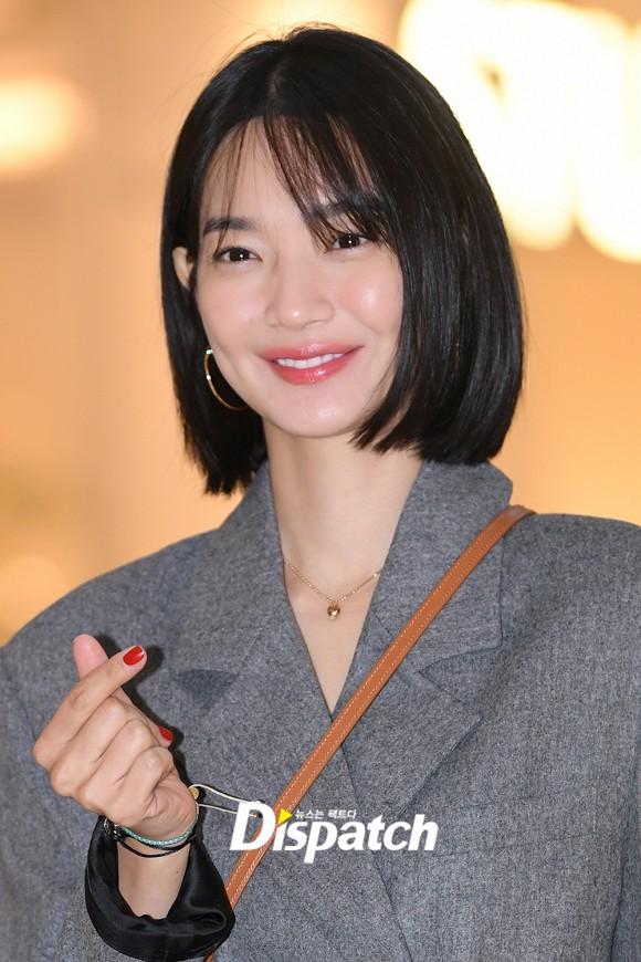 'Cáo 9 đuôi' Shin Min Ah được khen ngày càng nhuận sắc sau khi bạn trai Kim Woo Bin thoát bệnh ung thư