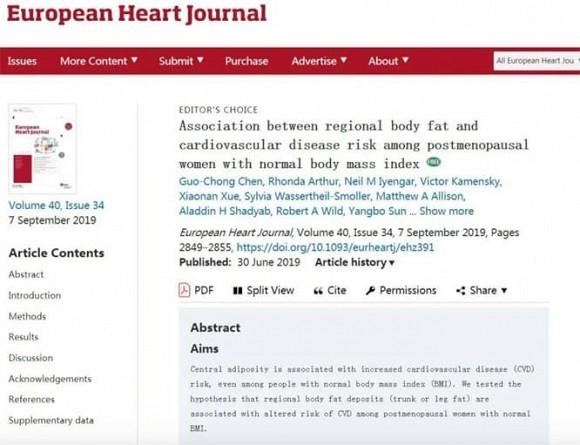 'Số đo của Kim Kardashian' đã chiến thắng! Nghiên cứu của 'Tạp chí Y khoa Anh' cho biết: Người có chân to, eo nhỏ tuổi thọ sẽ cao hơn