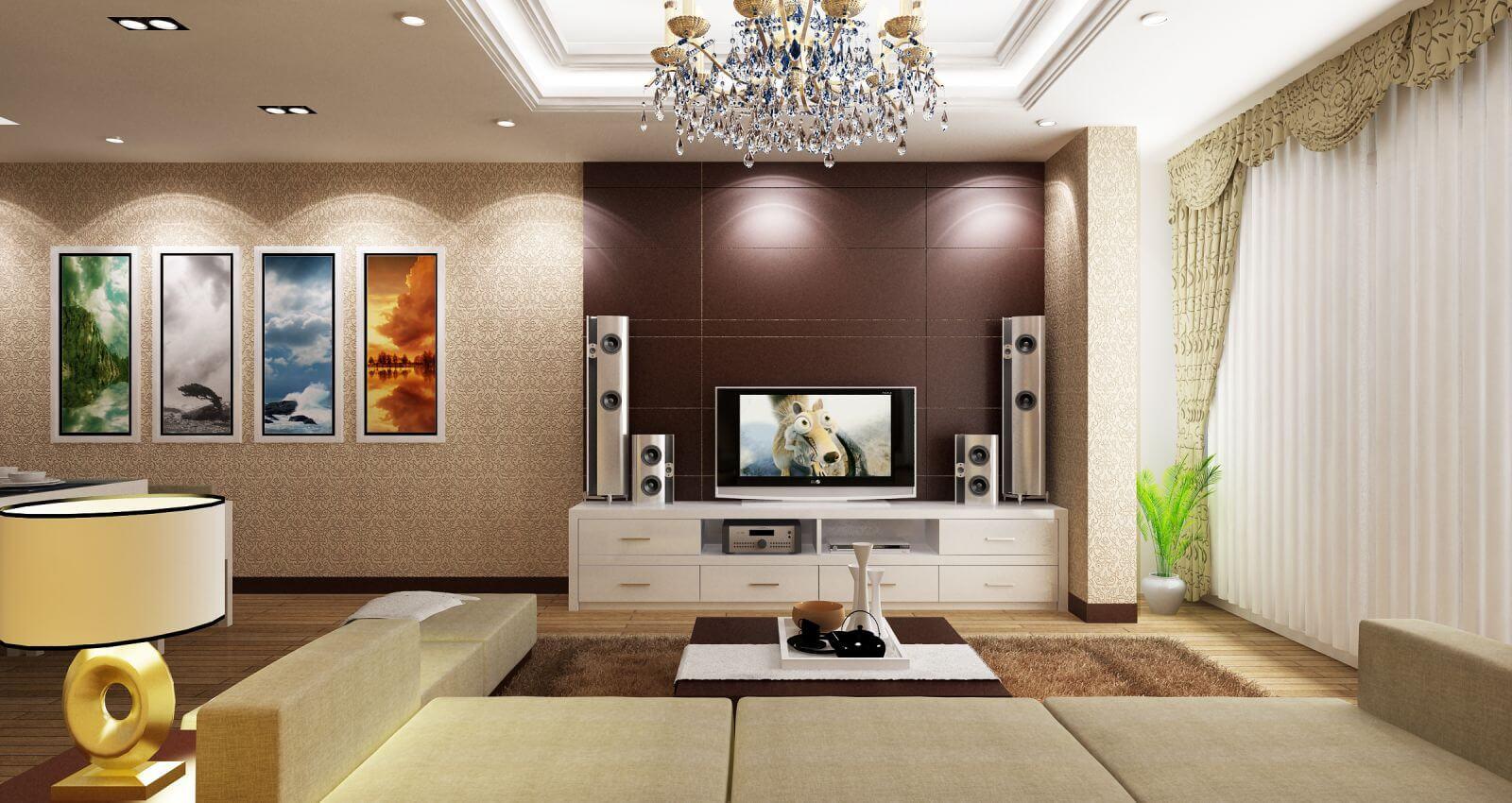 Gợi ý cách thiết kế nội thất chung cư cũ trở nên đẹp mắt mới lạ