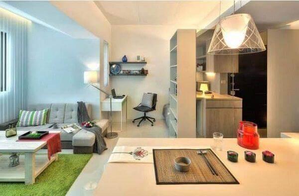 Thiết kế nội thất chung cư độc thân – Căn hộ studio