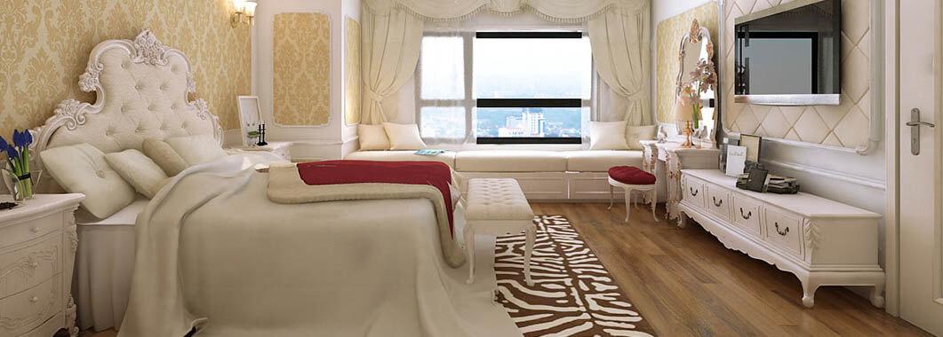 Mãn nhãn và ấn tượng với thiết kế nội thất chung cư cao cấp, sang trọng