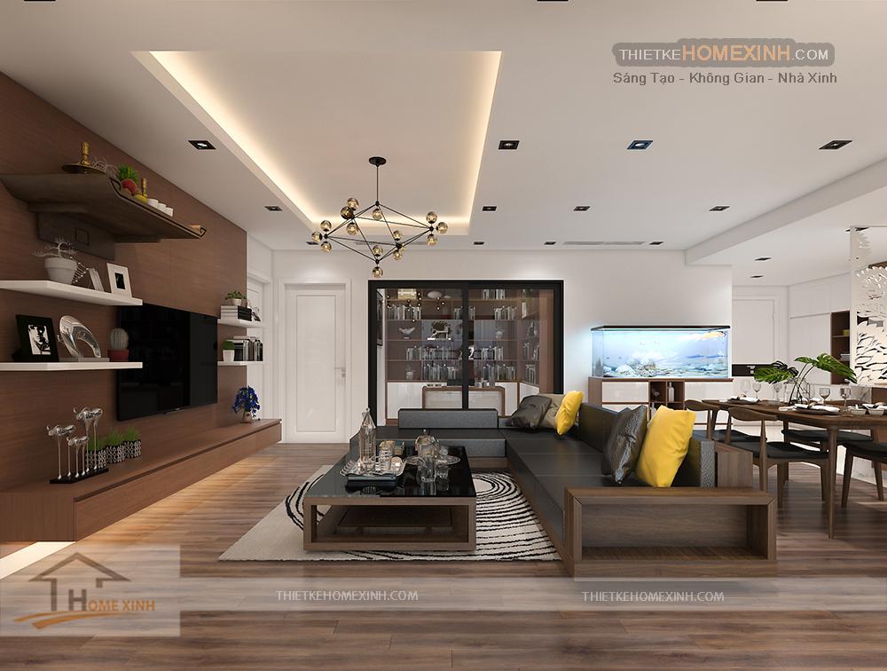 Thiết kế cải tạo nội thất chung cư cũ – Nên hay Không?