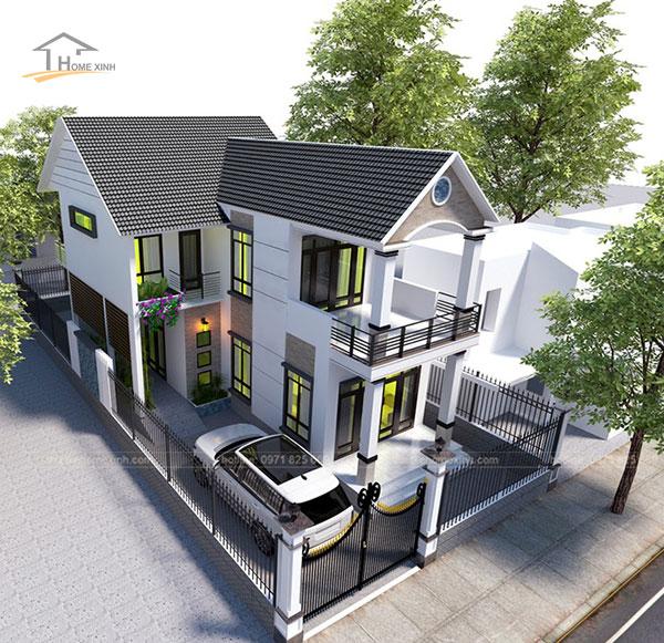 Bộ sưu tập các mẫu thiết kế nhà phố đẹp nhất tại HomeXinh