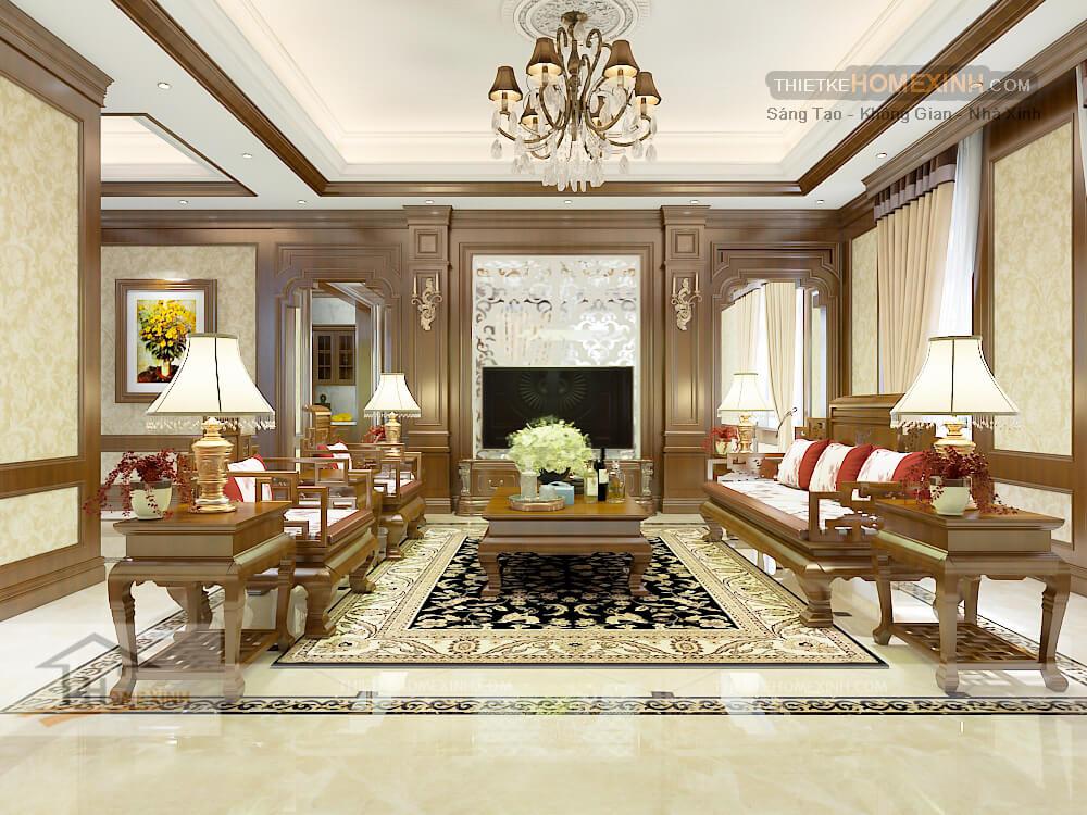 [TỔNG QUAN] Thiết kế nội thất phong cách Christopher Guy (CG)