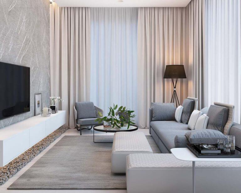 Thiết kế nội thất chung cư hiện đại cho mọi diện tích