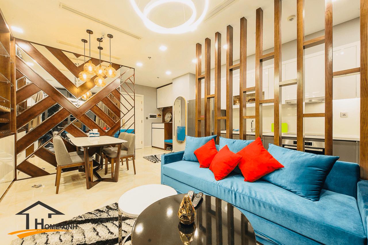 TƯ VẤN: Cách trang trí phòng khách 20m2 đẹp và hiện đại theo màu sơn