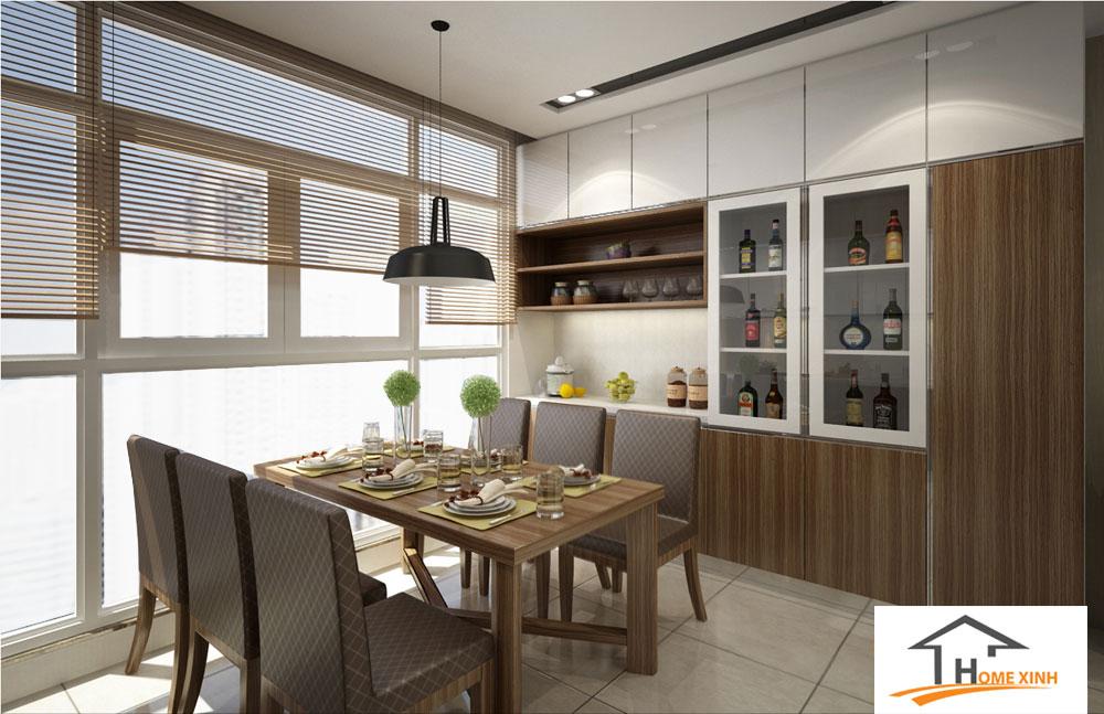 Thiết kế nội thất phòng bếp và những điều cần chú ý