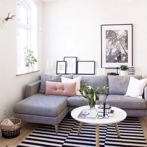 4 Nguyên tắc thiết kế phòng khách căn hộ nhỏ
