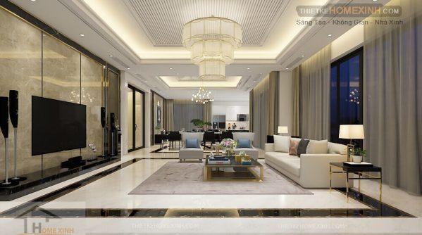 Cách chọn thảm trải sàn phòng khách đẹp phù hợp
