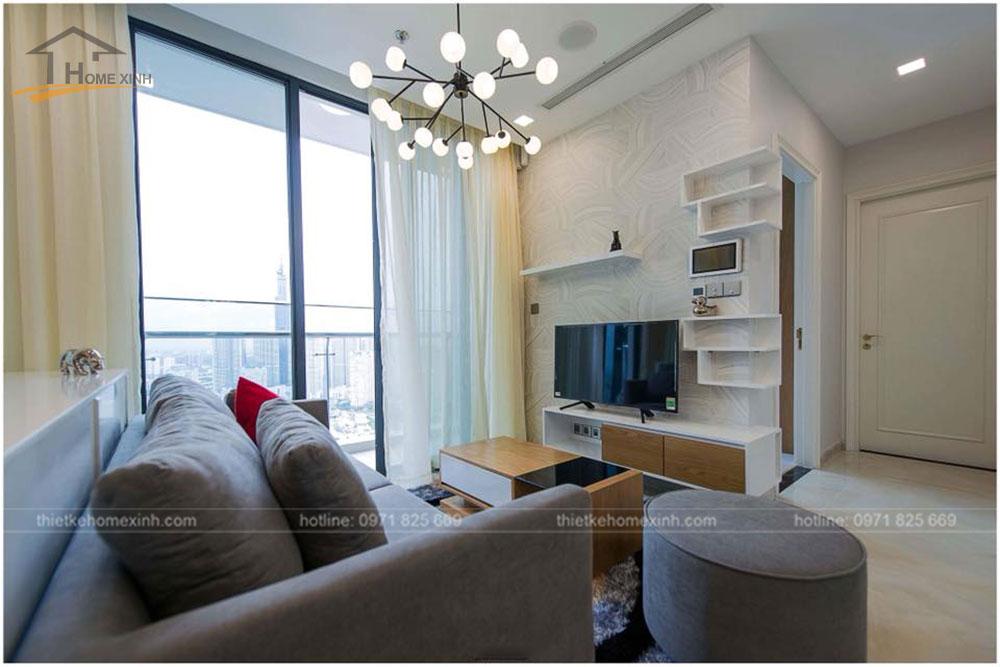 Có nên mua chung cư căn góc không? Thiết kế nội thất chung cư đẹp giá rẻ ở đâu?