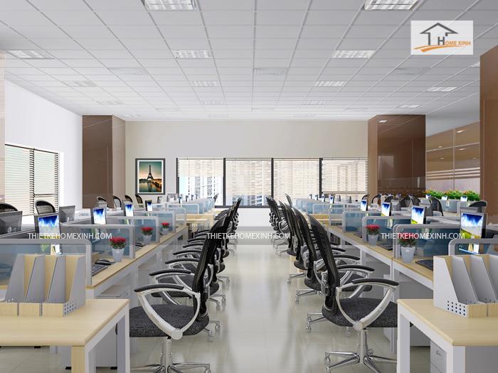 Kinh nghiệm thiết kế nội thất văn phòng đẹp và tiết kiệm chi phí