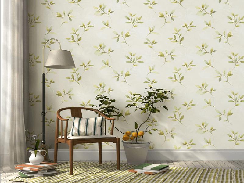 Tư vấn cách chọn giấy dán tường phòng khách đẹp nhất