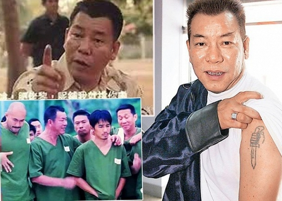 Một trong 'tứ đại ác nhân' của màn ảnh Hong Kong qua đời vì ung thư gan