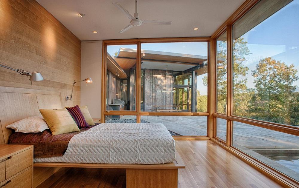 Kính cường lực tại phòng ngủ – sự lựa chọn hoàn hảo cho không gian nghỉ ngơi