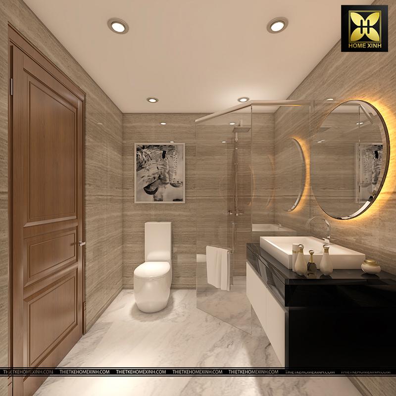 4 điều cần tránh khi thiết kế, thi công nội thất khu vực phòng tắm, vệ sinh