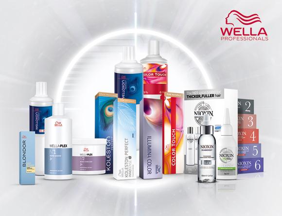 Ra mắt 5 đại sứ thương hiệu của mỹ phẩm tóc Wella