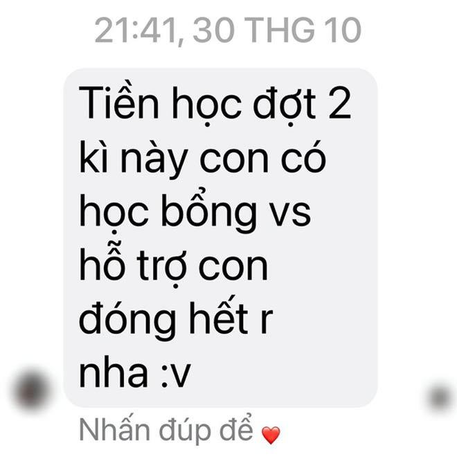 Xót xa tin nhắn cuối của nam sinh Đại học GTVT với mẹ trước khi trúng đạn tử vong - 1