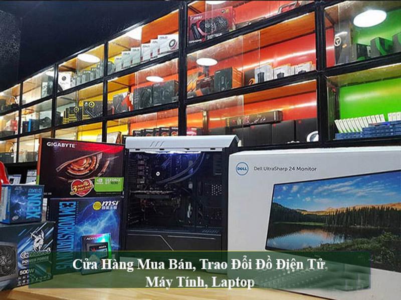 Top 10 cửa hàng bán máy tính laptop uy tín và chính hãng Hải Phòng