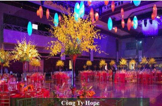 Top các công ty tổ chức sự kiện hoành tráng nhất tại Hải Phòng