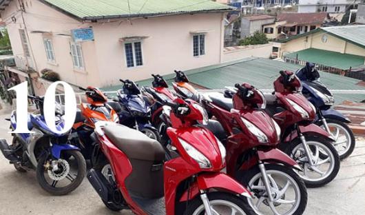 Top 10 dịch vụ cho thuê xe máy mới chất lượng giá rẻ tại Hải Phòng