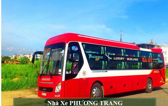 Top nhà xe Hải Phòng đi Nha Trang uy tín và chất lượng