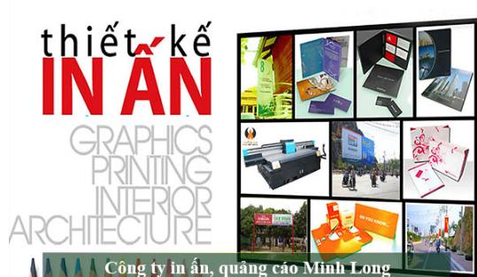 Top 10 công ty thiết kế in ấn nhiều mẫu mã đa dạng tại Hải Phòng