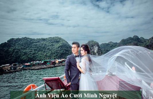 Top 10 studio chụp ảnh cưới đẹp chuẩn từng centimet tại Hải Phòng