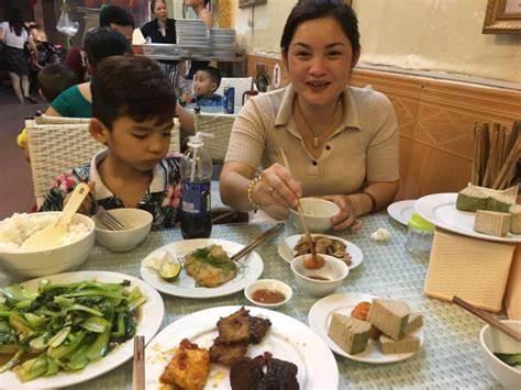 Top 10 quán ăn chay ngon nức tiếng chỉ có tại Hải Phòng