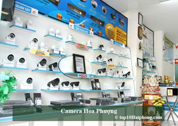 Top 10 địa chỉ lắp đặt camera đủ loại chất lượng tại Hải Phòng
