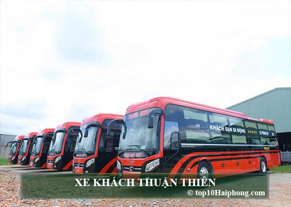 Top nhà xe Hải Phòng đi Sài Gòn uy tín chất lượng nhất